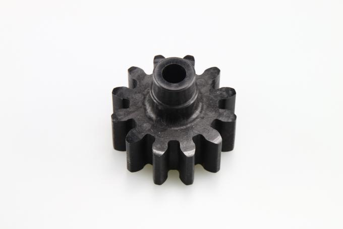 4 Cavities Plastic Gear Moulding , OEM ODM Parts Injection Molding Tools