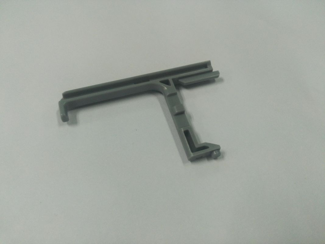 Grey Colour Plastic Injection Mold Part With 1 million Of shots life