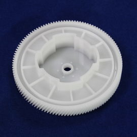 چین Custom Plastic Gear Injection Molding , Gear Mold / Injecion Molding کارخانه